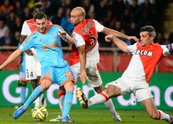 Франция. Лига 1. Прогноз на матч Марсель – Монако