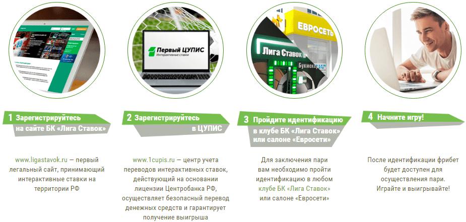 лига ставок 500 рублей