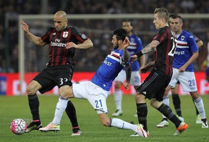 Милан – Сампдория. Прогноз на матч 05.02.2017