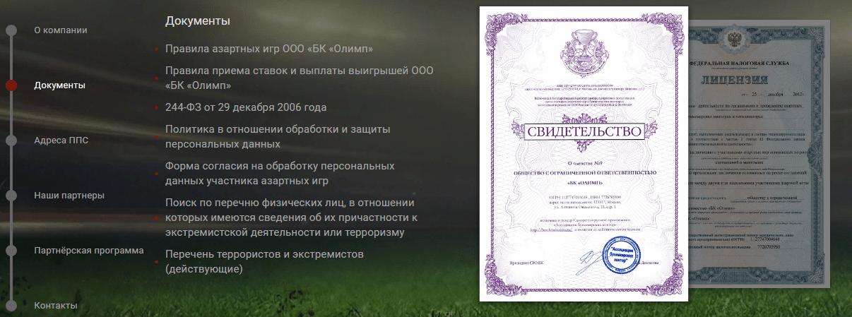 Букмекерские конторы России с лучшей репутацией в 2021 году
