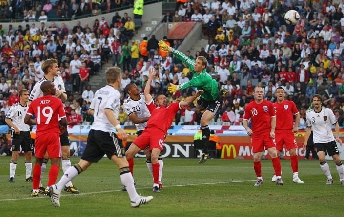 прогноз на футбол англия германия