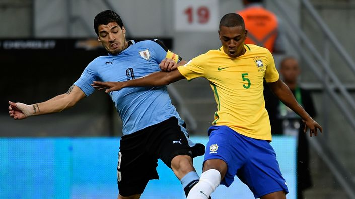 Уругвай – Бразилия. Прогноз на матч 24.03.2017