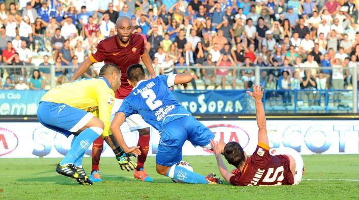 Рома — Эмполи. Прогноз матча Серии А 1.04.2017