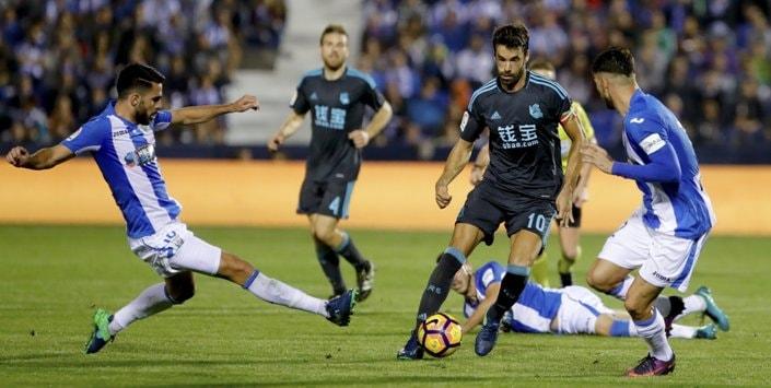 Реал Сосьедад – Леганес. Прогноз матча Примеры 1.04.2017