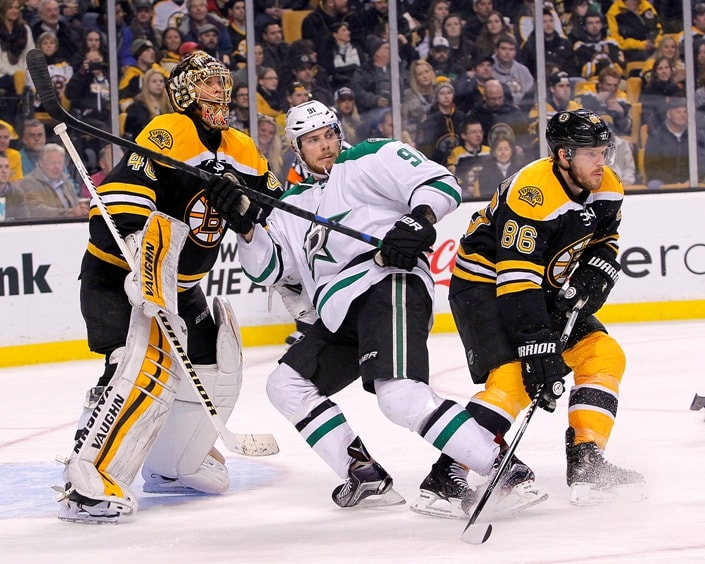 «Бостон» — «Даллас». Прогноз матча NHL 31.03.2017