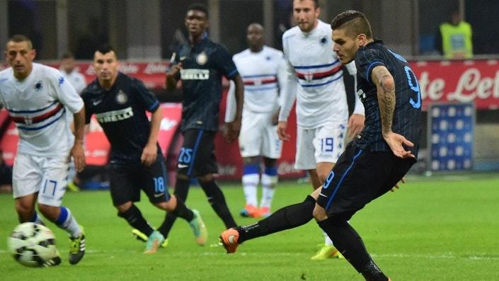 Интер Милан – Сампдория. Прогноз на матч Серии А 03.04.2017