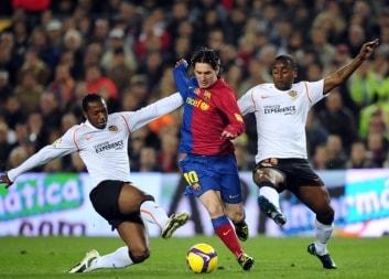 Барселона – Валенсия. Прогноз на матч от профессиональных капперов