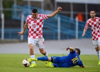Хорватия - Украина. Прогноз матча Чемпионата мира. Квалификация. Европа