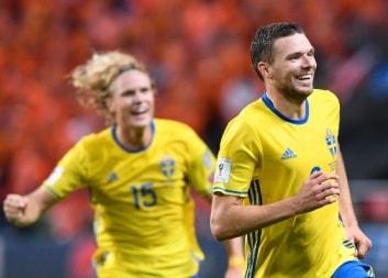 Швеция – Беларусь. Прогноз на матч квалификации ЧМ-2018