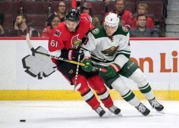 Миннесота — Оттава. Прогноз матча НХЛ от проф. капперов Айронбетс