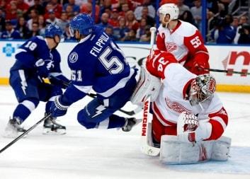 Тампа-Бэй — Детройт. Прогноз матча НХЛ