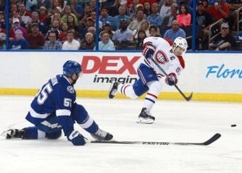 Тампа-Бэй — Монреаль Канадиенс. Прогнозируют хоккейные эксперты Айронбетс.ру