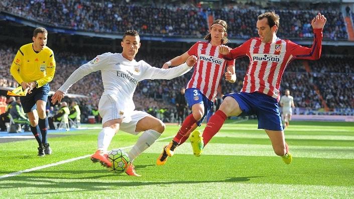 Реал Мадрид – Атлетико. Прогноз матча Примеры 08.04.2017