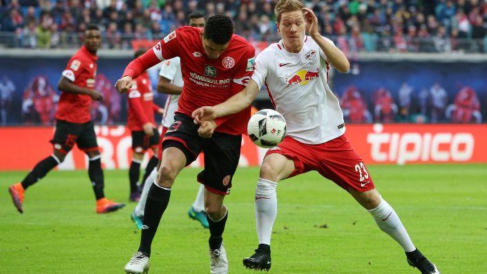 Майнц 05 — РБ Лейпциг. Прогноз матча Бундеслиги 05.04.2017