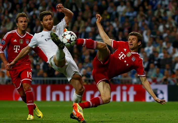 Реал Мадрид – Бавария. Прогноз на матч Лиги чемпионов