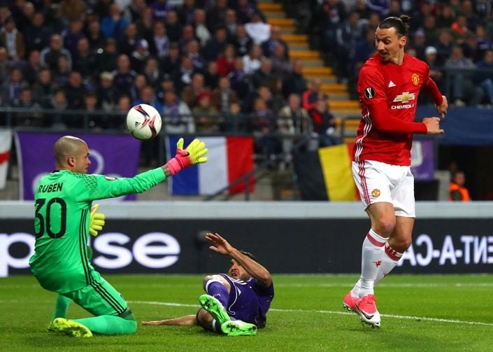 Манчестер Юнайтед – Андерлехт. Прогноз матча Лиги Европы