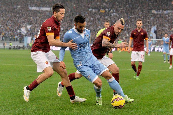Рома – Лацио. Прогноз на матч Серии А