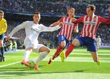 Реал Мадрид – Атлетико. Прогноз матча от профессиональных капперов Айронбетс
