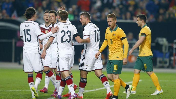 Австралия - Германия. Прогноз матча Кубка Конфедераций