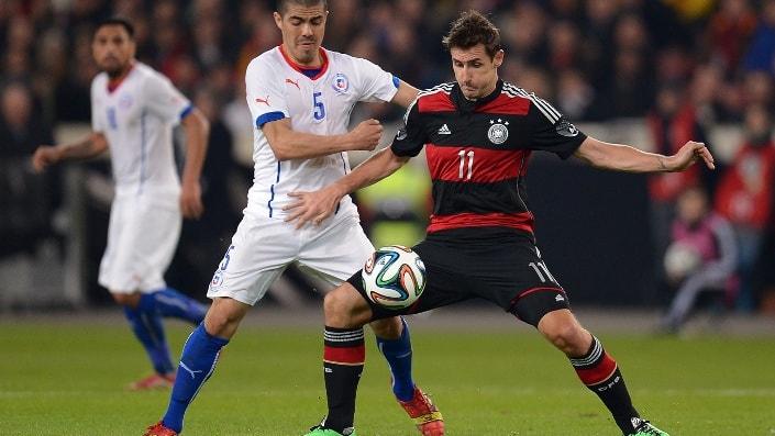 Германия - Чили. Прогноз матча Кубка конфедераций