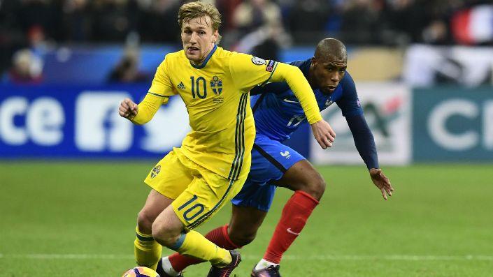 Швеция - Франция. Прогноз отборочного матча на ЧМ-2018