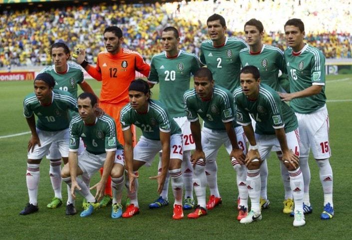 Португалия - Мексика. Прогноз матча Кубка Конфедераций