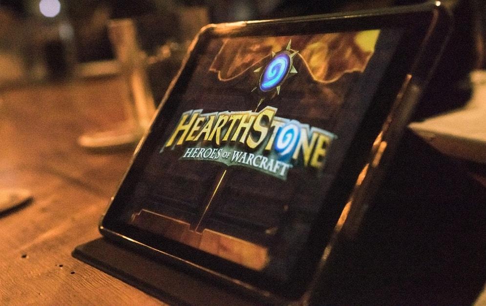 Ставки на Hearthstone – новые горизонты заработка на киберспорте