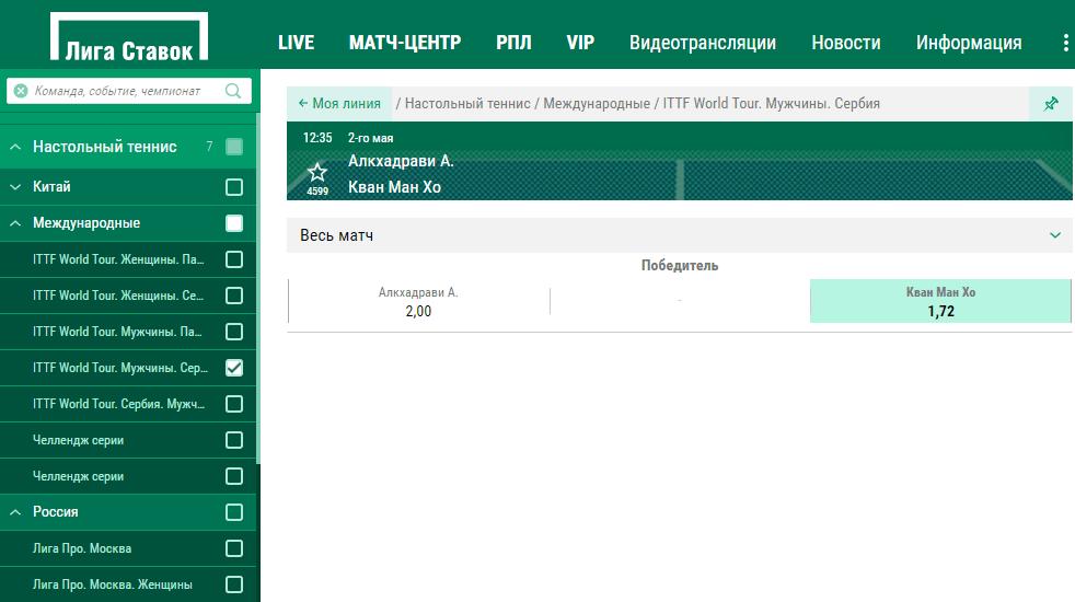 Как выигрывать на ставках настольный теннис [PUNIQRANDLINE-(au-dating-names.txt) 37