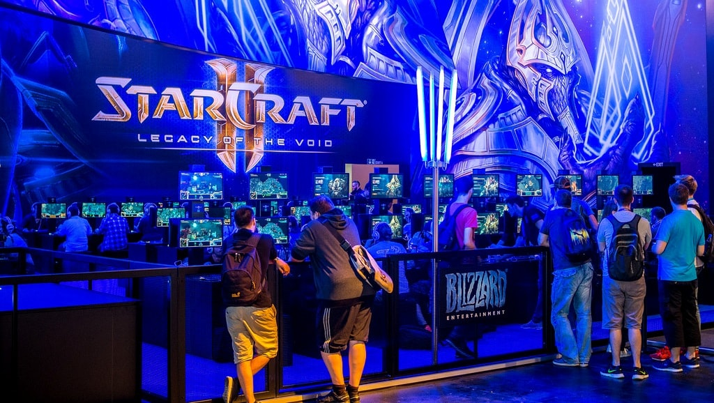 Ставки на StarCraft II – нестареющая классика беттинга