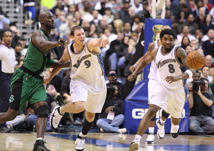 Догон в баскетболе в плей-офф НБА