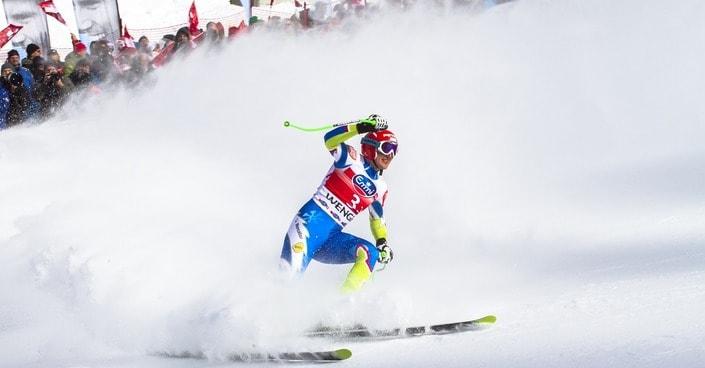 Как делать ставки на горные лыжи (горнолыжный спорт)?