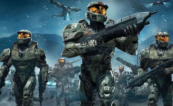 Космические ставки на Halo в российских БК