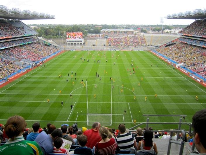 Как ставить на гэльский футбол: пособие для начинающих