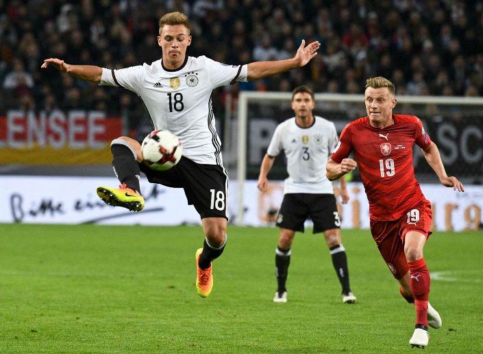 Чехия - Германия. Прогноз отборочного матча на ЧМ-2018