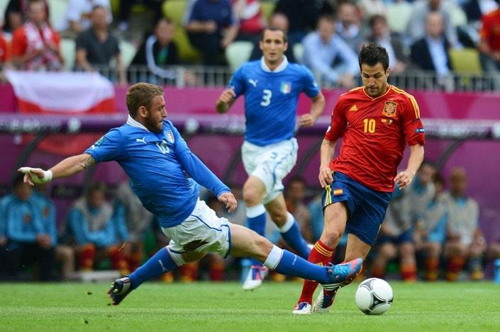 Испания - Италия. Прогноз отборочного матча на ЧМ-2018