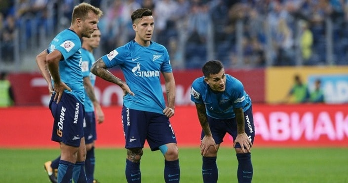 БК «Фонбет»: «Зенит» и «Локомотив» не проиграют во 2-м туре Лиги Европы