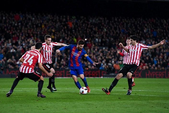 Атлетик – Барселона. Прогноз матча чемпионата Испании