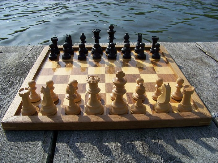 Интеллектуальные битвы – ставки на шахматы