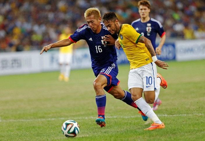 Япония – Бразилия. Прогноз товарищеского матча