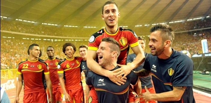 Бельгия – Мексика. Прогноз товарищеского матча