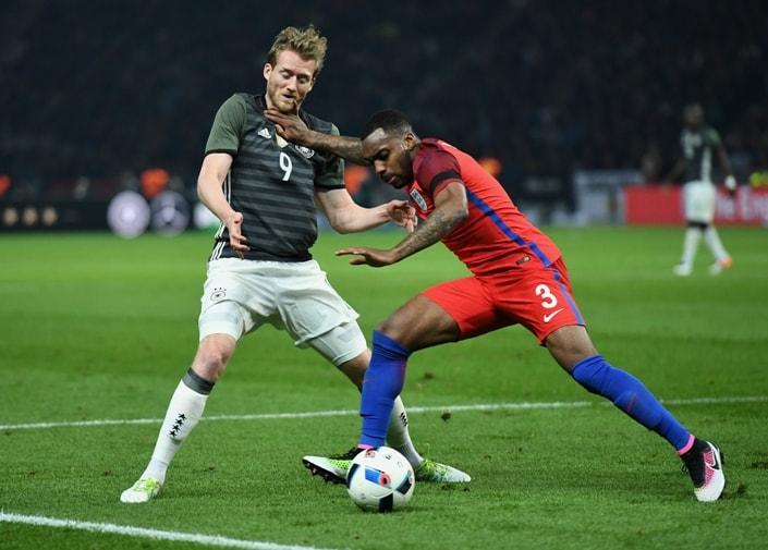 Англия – Германия. Прогноз товарищеского матча