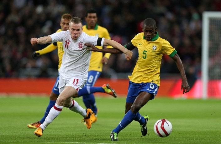Англия - Бразилия. Прогноз на товарищеский матч