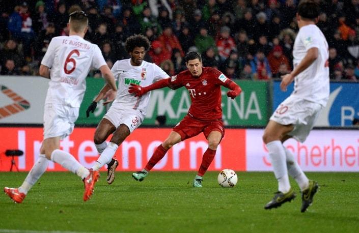 Бавария - Аугсбург. Прогноз матча чемпионата Германии