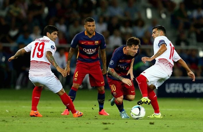 Барселона – Севилья. Прогноз матча чемпионата Испании
