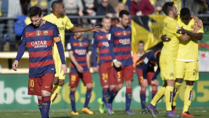 Вильярреал - Барселона. Прогноз матча чемпионата Испании