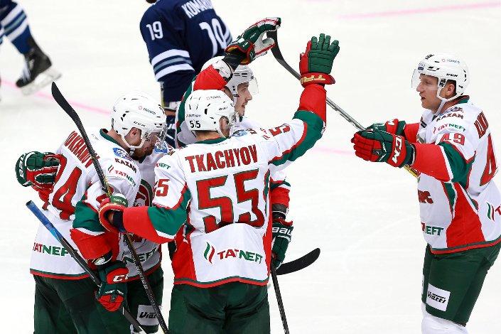 Прогноз на матч «Ак Барс» – «Салават Юлаев»