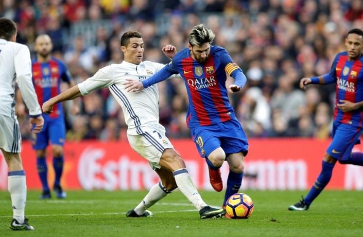 Реал - Барселона. Прогноз матча Примеры