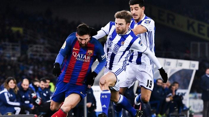Реал Сосьедад - Барселона. Прогноз матча Примеры