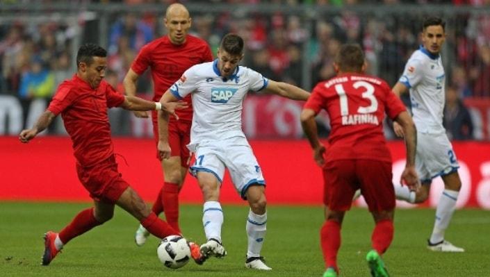 Бавария - Хоффенхайм. Прогноз матча чемпионата Германии