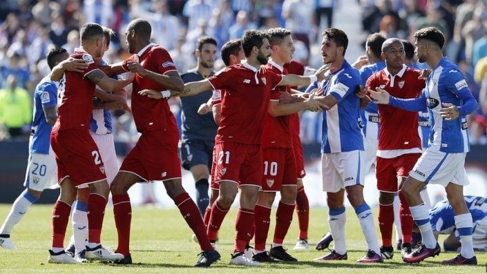 Леганес - Севилья. Прогноз матча Кубка Испании